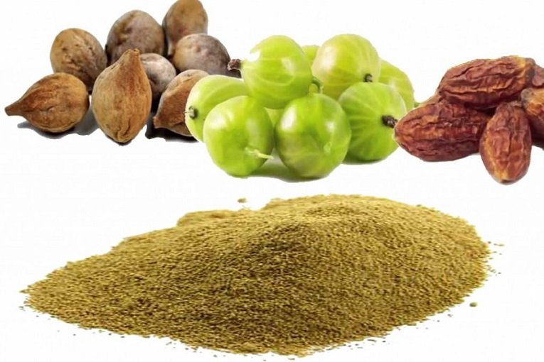 picture of Triphala powder for constipation
